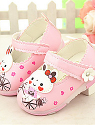 Baby Shoes - Casual - Sneakers alla moda - Finta pelle - Blu / Rosa / Rosso / Bianco