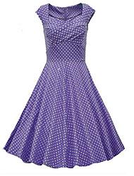 Women's Dresses , Polyester Casual Peach John
