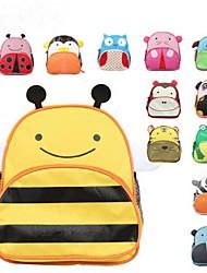 Unisex's Korean Cartoon Oxford Cloth Child Bag