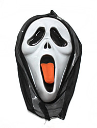 Halloween Haunted House Terror Scream Ghost Mask