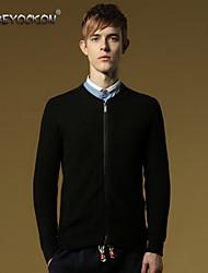 Men's cardigan sweater,Korean sweater slim,Autumn thin sweater boom 333