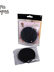 MISS GORGEOUS®  Bamboo Charcoal Fiber Face Cleaning Skin Care Makeup Powder Puff