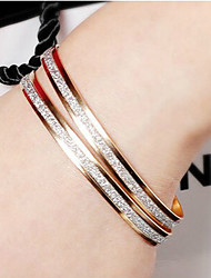 MIKI Women Party/Work/Casual Alloy Bracelet
