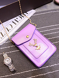 Women PU Casual / Outdoor Coin Purse / Cellphone Bag