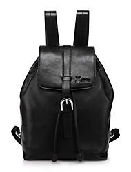 cuero genuino de la vendimia coreana de los hombres únicos maletines de diseño mochila hombres de negocios de mensajería originales bolsas