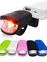 luz de la bici delante, leadbike modo de 2 100 luces delanteras / linternas led / seguridad / bombillas LED / linternas usb
