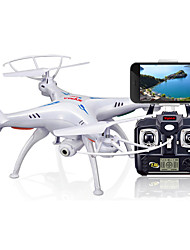 FPV Drone Syma X5SW RC Quadcopter with WiFi HD Camera whin 3pcs Bettreies