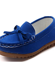 Baby Shoes Casual Canvas Loafers Blue/Purple/Red