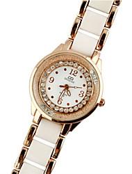 Ladies Fashion Alloy Quartz  Wrist Watch