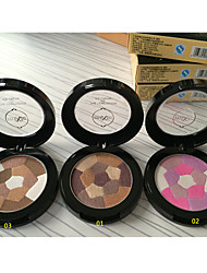 Mineral Eyeshadow 6 Colors Charm Powder(Assorted Colors)