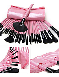 32pcs/set Makeup Brushes Powder Foundation blush Eyeshadow Eyeliner Lip Brush Set