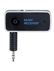 bluetooth 4.1 universal de 3,5 mm de streaming A2DP sin manos del coche adaptador receptor de música aux bluetooth inalámbrico de audio