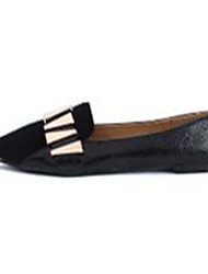 Women's Shoes    Flat Heel Pointed Toe Flats Casual Black/Blue