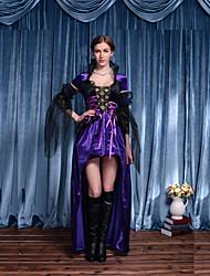 Halloween - para Mujer - Magos - Disfraces - Vestido -