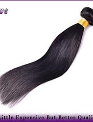 """1Pcs/Lot 8""""-28"""" Peruvian Virgin Hair Natural Straight Hair 100% Unprocessed Human Hair Weaving Queen Hair Products"""