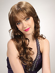 Fashion Hair Long Bang Curly Hair Wig