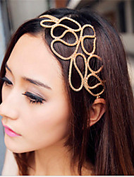 Cotingbo Cut Out Flower Hair Clasp