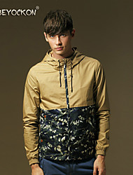 BEYOCKON 2015 Men's fashion style, even a casual jacket,Men's casual jacket