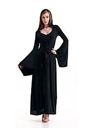 Costumes - Sorcier - Féminin - Halloween - Robe