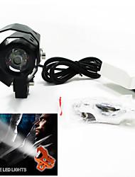 moto stroboscope / nouveaux canons laser u5s de plug-in de surbrillance blanche 15 W protecteur réglable imperméable à l'eau