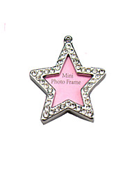 Multi-Functional Pets ID Tag with Star Pendant Charm Style Design for Dogs and Cats