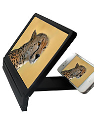 Mobile Phone Screen Display Stand 3xMagnification Magnifier For iphone for cell phone Enlarge Screen Displaying