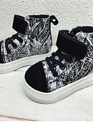 Baby Shoes - Casual - Sneakers alla moda - Di corda - Nero / Blu
