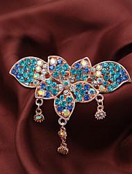 Women Rhinestone/Alloy Headpiece - Special Occasion/Casualy Fashion Delicacy Barrette