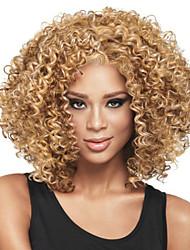 And American Fashion Caps Short Curl Hair #613.27