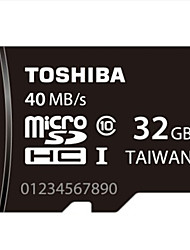 toshiba UHS-1 32gb Class10 microSDHC memory card tf 30MB / s impermeabile