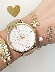 Vintage Feather Watches Womens Watches Vintage Ladies Watches,Gifts for Her,Birthday Gift Cool Watches Unique Watches Fashion Watch