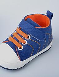 Zapatos de bebé - Sneakers a la Moda - Casual - Tela - Azul