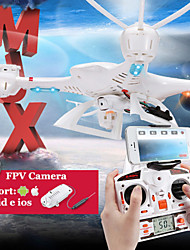 MJX X400 with C4005 WIFI FPV RC Quadcopter Build in HD Camera 3D Flip Headless Mode One Key Return