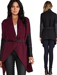 Women's Coats & Jackets , Others Casual Long Sleeve VIVI