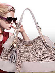 Women's The New Korean Fashion Chain Tassel Handbag Bag Sequins