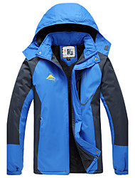 Men's Fall With Thick Cotton-Padded Jacket