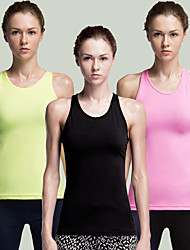 Vansydical® Yoga Tank/Yoga Top Sports Wear Yoga/Pilates Tank Fitness/Running/Gym Tank