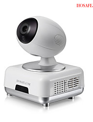 HOSAFE 720P WIFI IP Camera Pan/Tilt ONVIF Night Vision Motion Detection Email Alert HOSAFE-1MW14