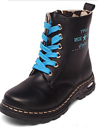 Children's Shoes Casual Boots Black / Blue / Red