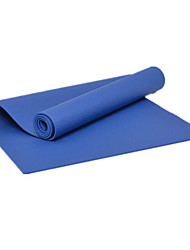 8mm Thick Yoga Mat Pad Non-Slip Lose Weight Exercise Fitness Multicolor