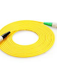 shengwei® FC (APC) -к (СКП) симплекс одномодового волокна патч-корд 3 м / 5м