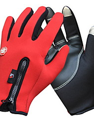 Winter Outdoor Climbing Antiskid Touch Screen Gloves Warm Gloves
