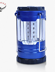Portable Outdoor Camping LED Light Hiking Bivouac Camping Lantern Tent Lamp with Compass 12LED Lamp Camping