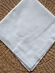 Bulk Monogrammed Wedding Napkins, Embroidered Cloth Napkins, Wedding Linens, Wedding Gift Monogrammed Mapkins  Cotton