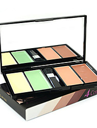 4colors corrector impermeable polvo compacto