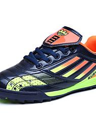 Garçon-Extérieure / Décontracté / Sport-Noir / Bleu / Marine-Talon Plat-Confort-Chaussures d'Athlétisme-Similicuir