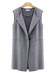 Qina Women'S Europe And The New Street Fashion Vest