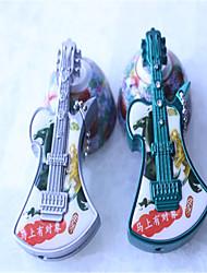 Novelty, multicolor guitar lighter (random color)