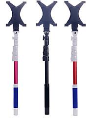 blue-199 stick bluetooth inalámbrico auto-soporte selfie y clip grande para los teléfonos móviles