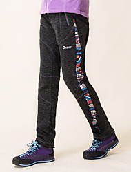 DEEKO Women's Keep-warm And Wind-proof Fleece Pants D4019w